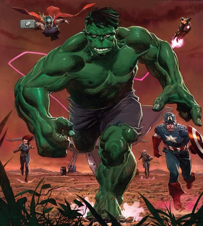 Avengers Assembled!