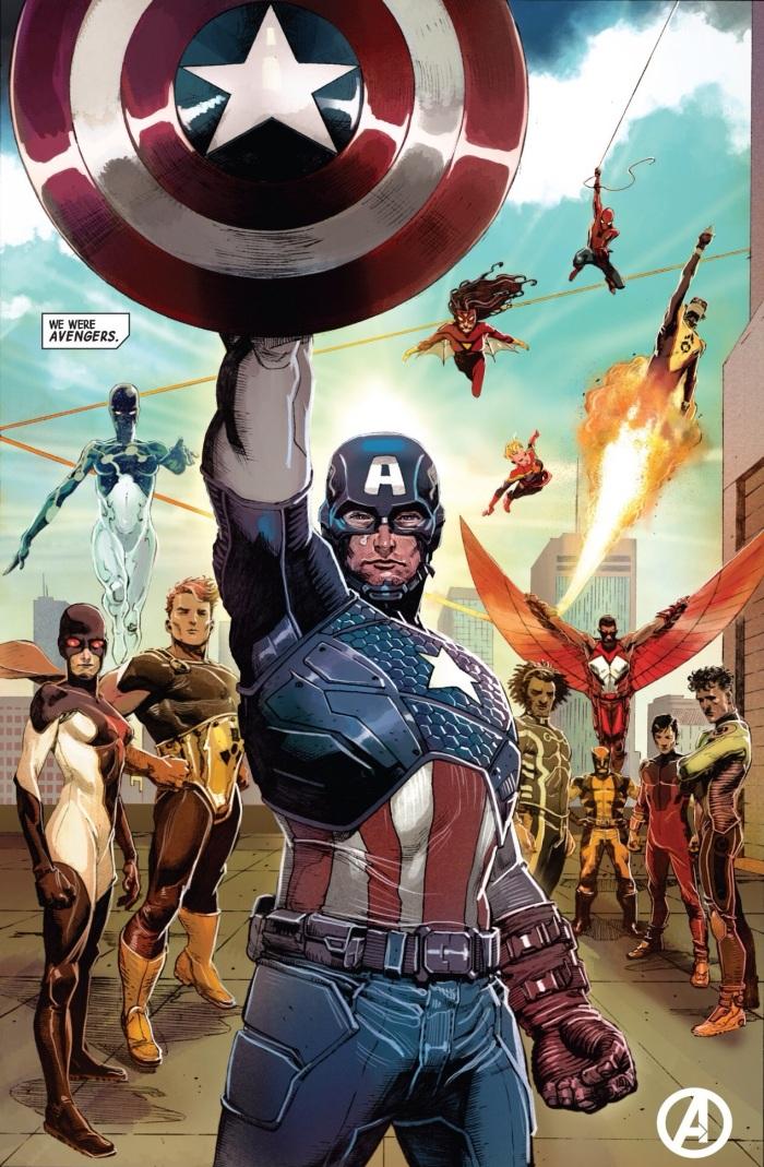 More Avengers, ASSEMBLE!