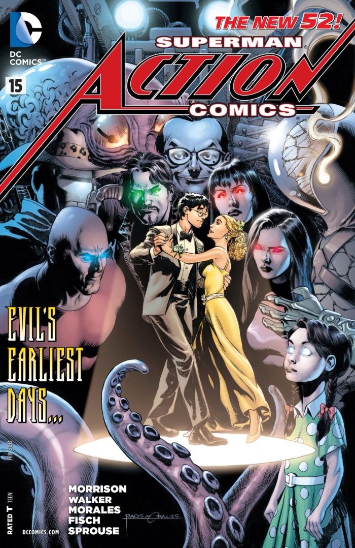 Action Comics #15