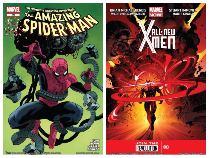 Amazing Spider-Man and All-New X-Men