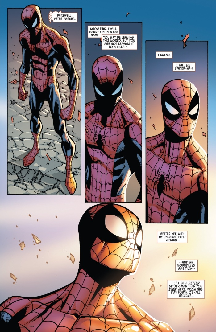 Birth of the Superior Spider-Man