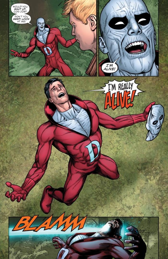 Deadman just can't catch a break!