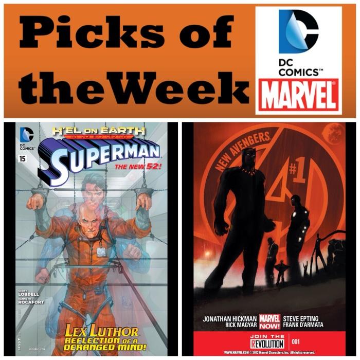 Superman #15 & All-New X-Men #5