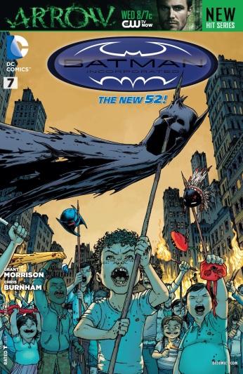 Batman Incorporated #7