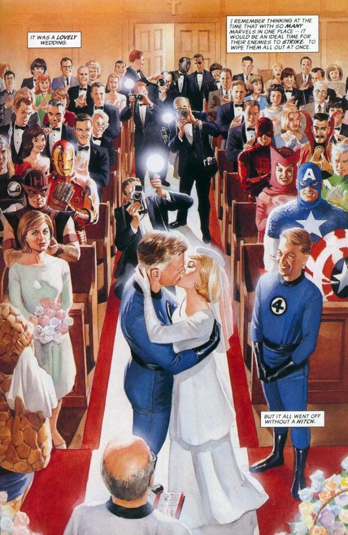 The wedding of the century!
