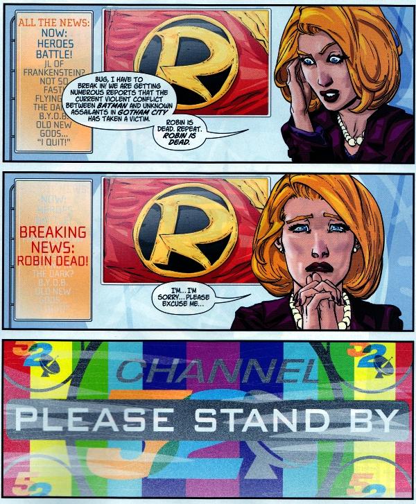 Channel 52 Spoils Batman Inc
