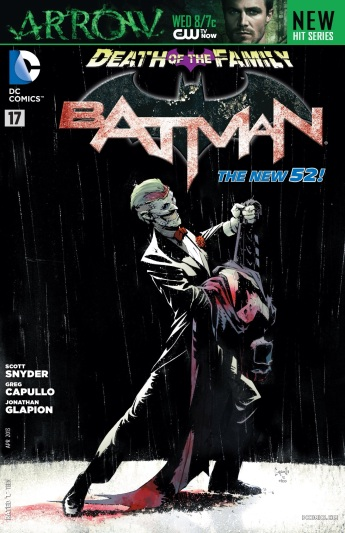 Another brilliant Batman cover!