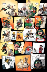 Damian's last stand
