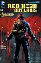 Red Hood and The Outlaws #18