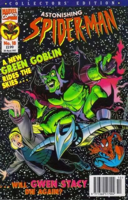 astonishing spider-man 18