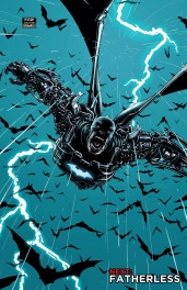 Mental note: Don't declare all out war on Gotham City and kill Robin....