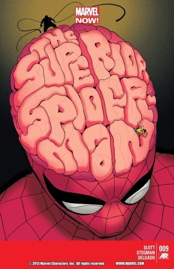 Superior Spider-Man #9