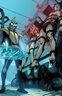 Thanos you kinky thing!