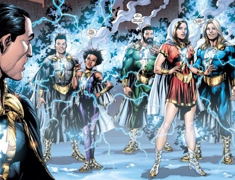 Shazam Family :D