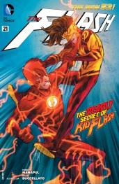 The Flash #21