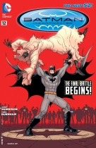 Batman Incorporated #12
