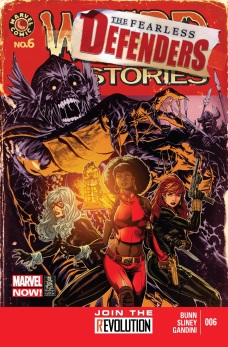 The Fearless Defenders #6