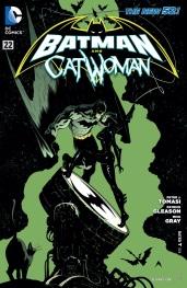 Batman and Robin #22