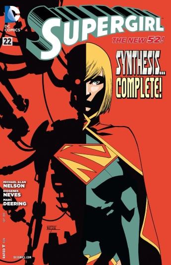 Supergirl #22