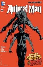 Animal Man #22