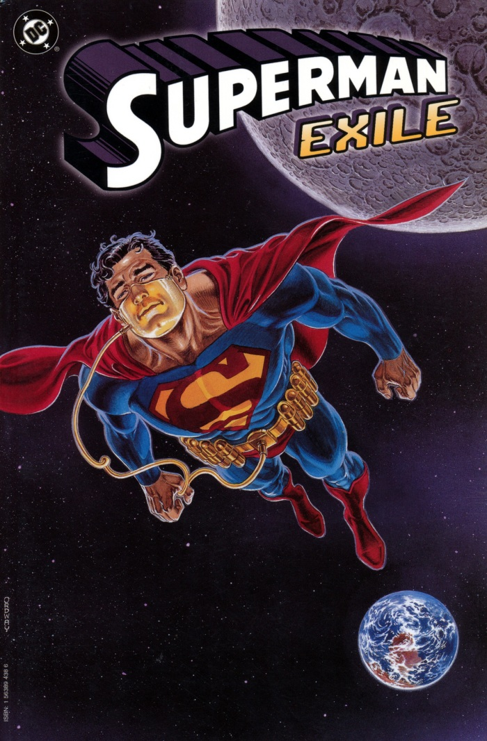 Superman Exile