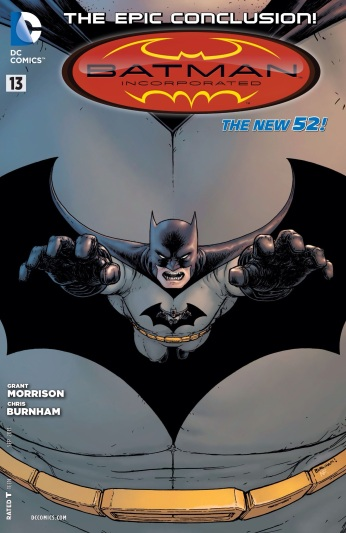 Batman Incorporated #13