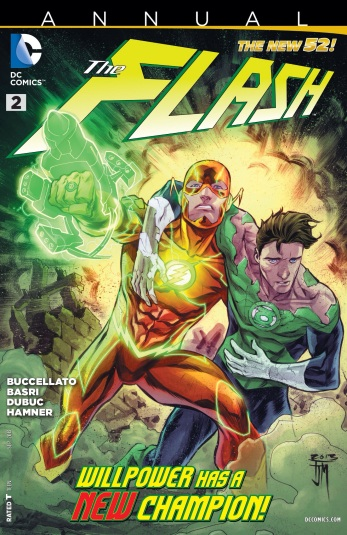 The Flash Annual #2
