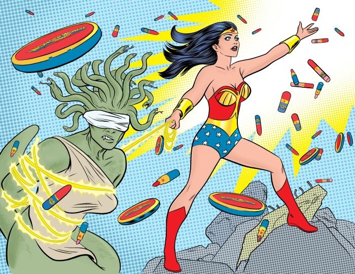 Wonder Woman MAC