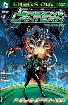 Green Lantern #24