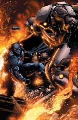 Batman in some sort of cool looking armour is always fun :D