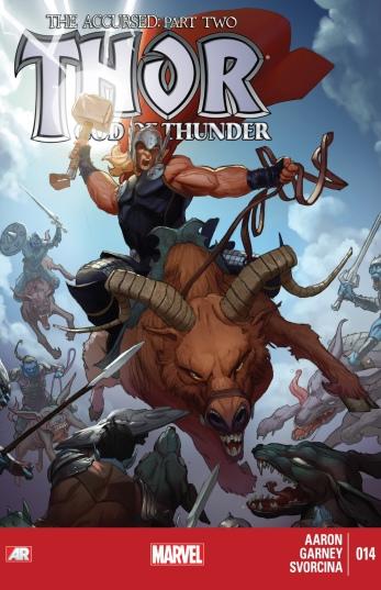 Thor: God of Thunder #14