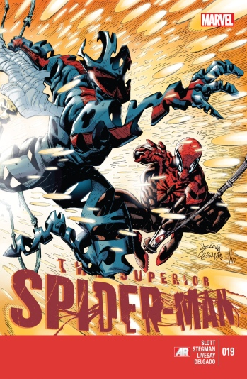 Superior Spider-Man #19