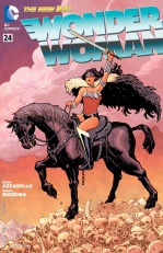 Wonder Woman #24