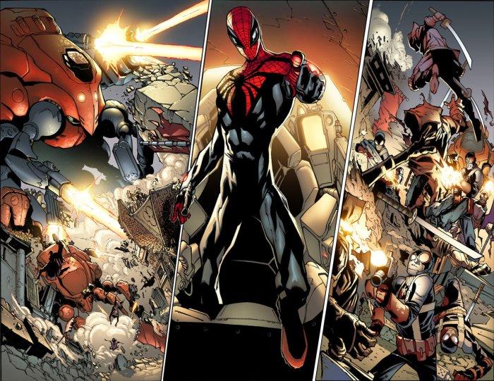 Top 10 4 Superior Spider-Man