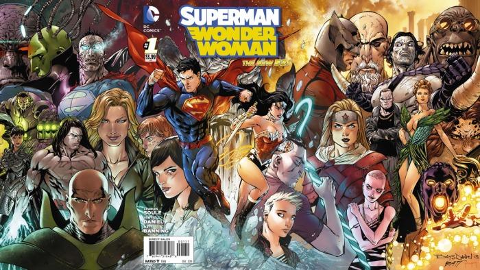 Top 10 10 Superman/Wonder Woman