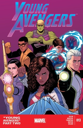 Young Avengers #13
