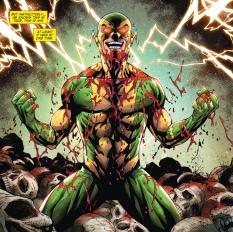 Kid Flash be crazy