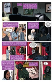 I want the real Doctor Doom to behave/talk like this :)