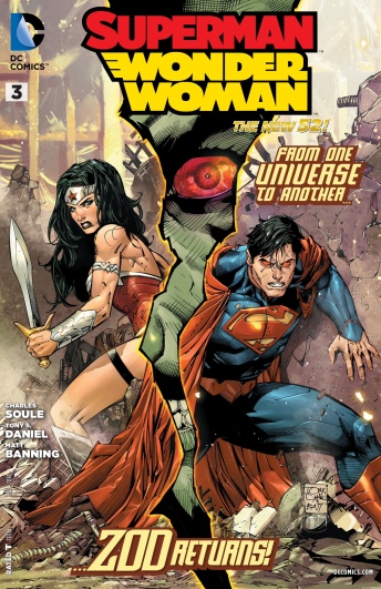 Superman/Wonder Woman #3
