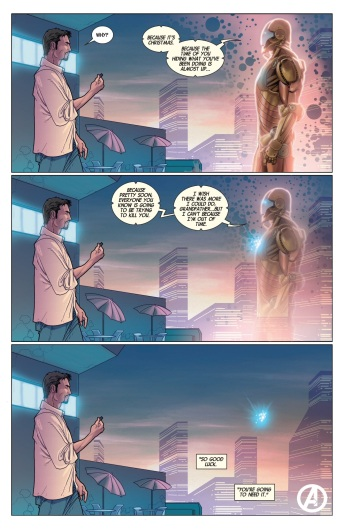 Tony Stark misunderstood bad guy coming again soon.....