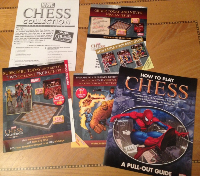 Marvel Chess 5