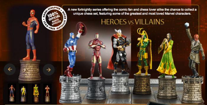 Marvel Chess 4