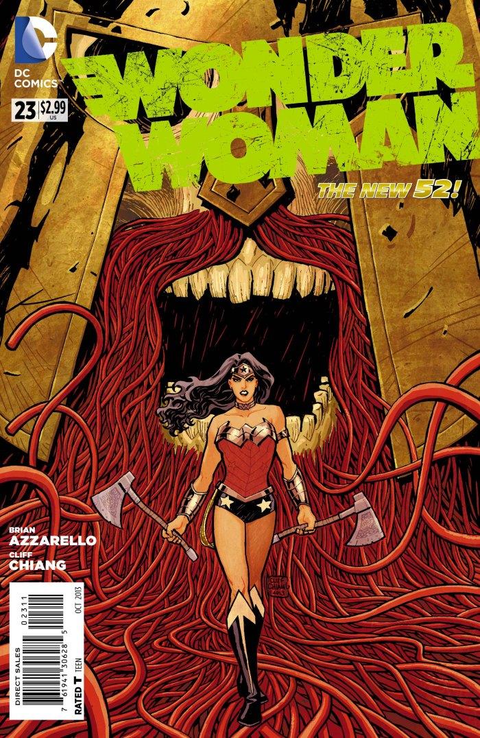 Top 10 6 Wonder Woman