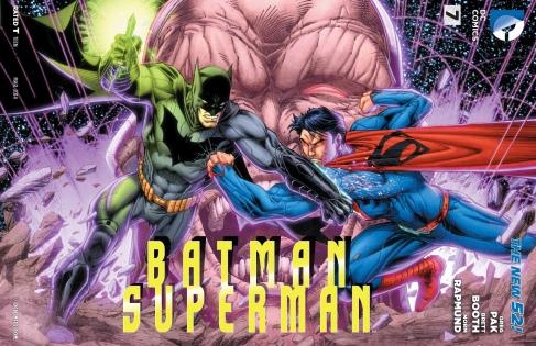 Batman/Superman #7