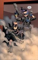 Holy future sidekick Batman!