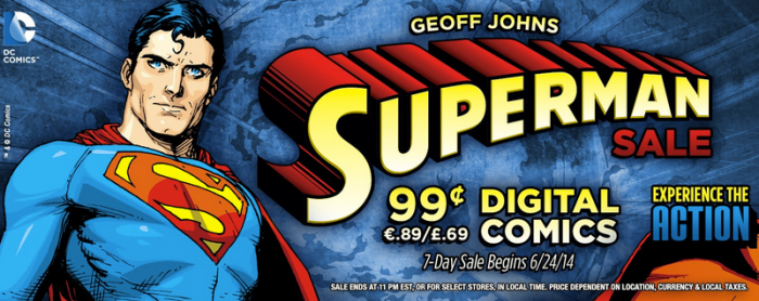 Superman Sale