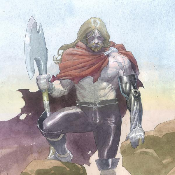 unworthythor-ribic
