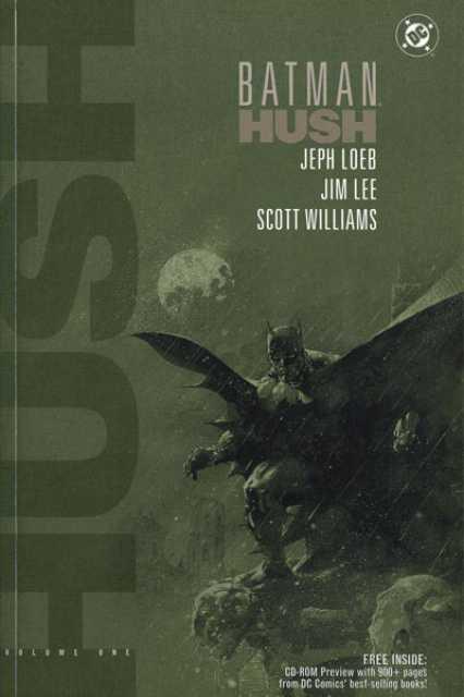 Batman Hush volume 1