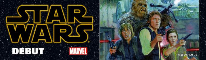 Star Wars Debut